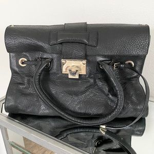 Jimmy Choo Leather Rosalie Bag